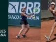 Em boa semana de brasileiros, Luisa Stefani sobe para 26ª na WTA