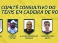 CBT cria comitê consultivo para o Tênis em Cadeira de Rodas