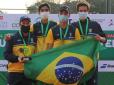 Brasil é campeão do Sul-Americano 16 anos de tênis no Paraguai
