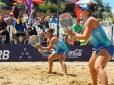 Favoritos estão na fase decisiva do ITF Sand Series de Beach Tennis em Br ...