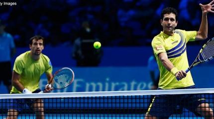 Melo e Dodig vencem e avançam às semifinais do ATP Finals