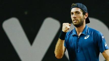 Clezar avança à semifinal do Challenger Finals pelo segundo ano