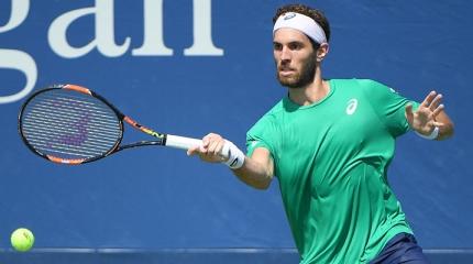 Clezar fura o quali e jogará primeiro Grand Slam da carreira no US Open