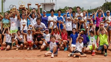 Copa Guga Kuerten infantojuvenil conhece campeões em Florianópolis
