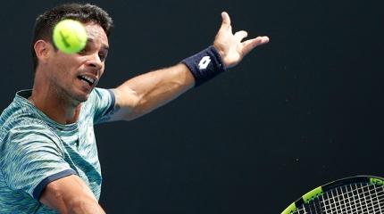 Rogerinho consegue virada em sua estreia no Australian Open