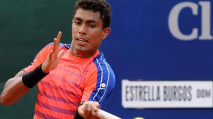 Monteiro vence dominicano na estreia pelo ATP de Buenos Aires