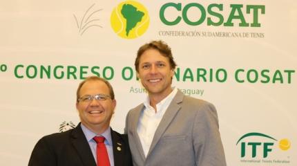 Camilo Pérez López é reeleito presidente da COSAT