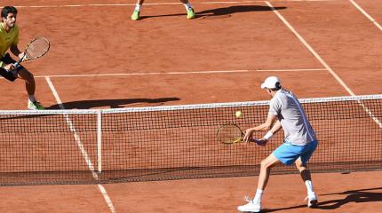 Brasil tem nove tenistas na chave principal de Roland Garros