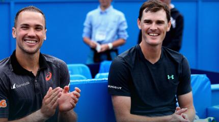 Bruno Soares e Jamie Murray são campeões no ATP 500 de London