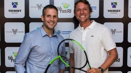Associação Tênis RJ é lançada oficialmente no Rio
