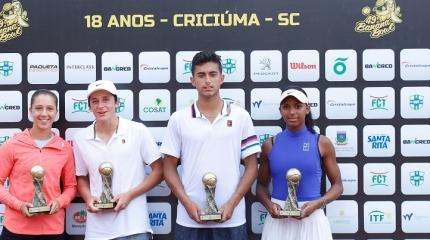 Espanhol treinado por brasileiro é campeão do Banana Bowl 18 anos