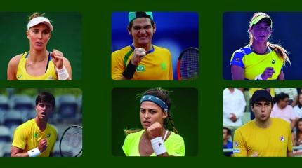 CBT define atletas do Time Brasil nos Jogos Pan-Americanos de Lima