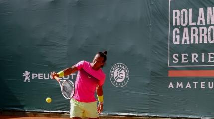 Contagem regressiva para o Roland-Garros Amateur Series by Peugeot