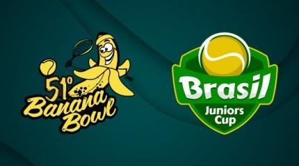 Brasil Juniors Cup e Banana Bowl estão com inscrições abertas