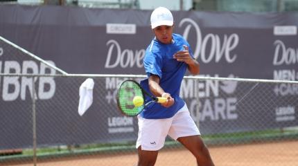 Paranaense de 16 anos soma primeiro ponto na ATP em torneio em Rio do Sul  ...
