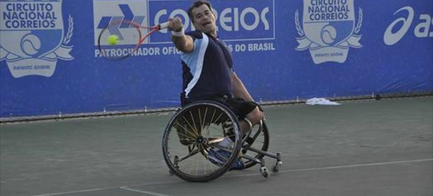 Carlos Santos é campeão de cadeirantes na Bahia
