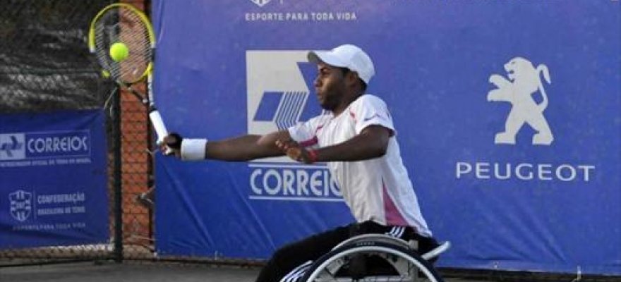 Rodrigues é campeão do Blumenau Wheelchair Open