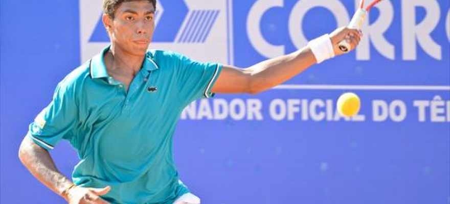 Monteiro vence segundo future seguido na Turquia