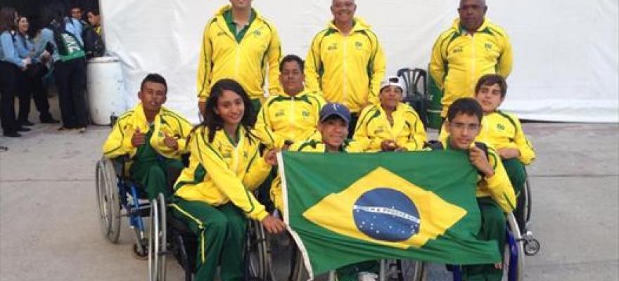 Brasil conquista medalhas no Parapan da Juventude