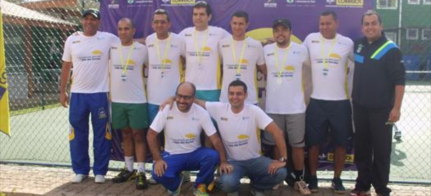 Campeonato Nacional dos Correios realizou etapa em SP