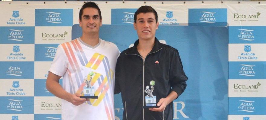 Nicolas Cavalheiro vence a 1ª Classe do Super Tênis RS em Santa Maria