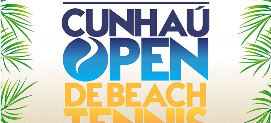 Cunhaú Open de Beach Tennis tem inscrições abertas