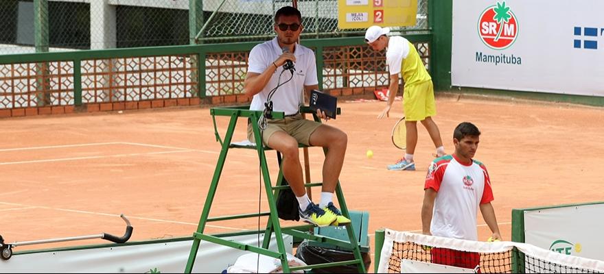 CBT promove atividades para árbitros gerais e juízes de cadeira