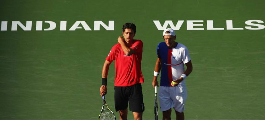 Marcelo Melo vence Bruno Soares e está na final em Indian Wells