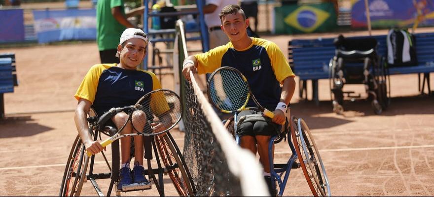 Brasil conquista cinco medalhas jogos Parapan-Americanos de Jovens