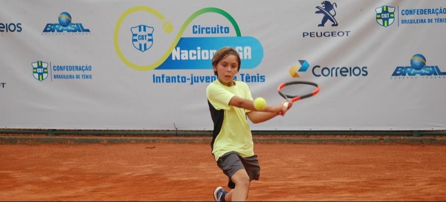 Primeira etapa do Circuito Infanto-Juvenil inicia em Curitiba