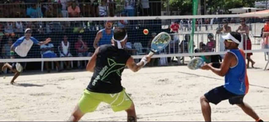 Barra do Cunhaú recebe torneio de beach tennis