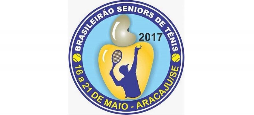 Brasileirão Sênior 2017 será disputado em maio na cidade de Aracajú