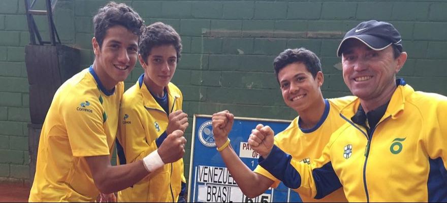 Brasil vence Venezuela e conquista vaga no Mundial