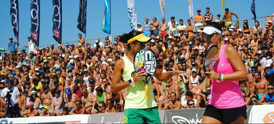 Copa Rio Beach Tennis bate recorde de inscritos com 708 atletas