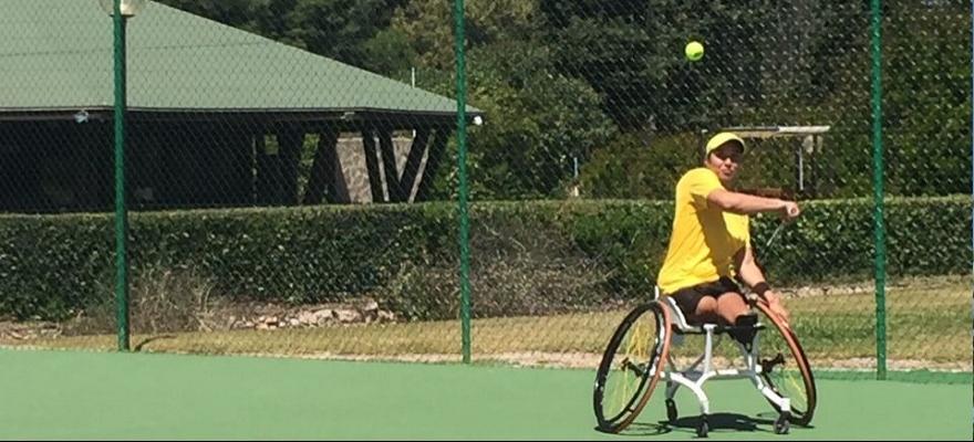Juniores vencem a segunda no mundial de Cadeira de Rodas