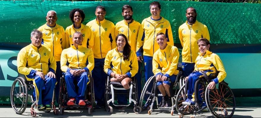 Brasil faz história na Copa do Mundo de cadeira de rodas
