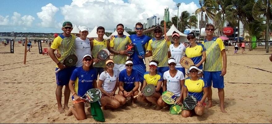 Brasil convoca equipe para o mundial de beach Tennis