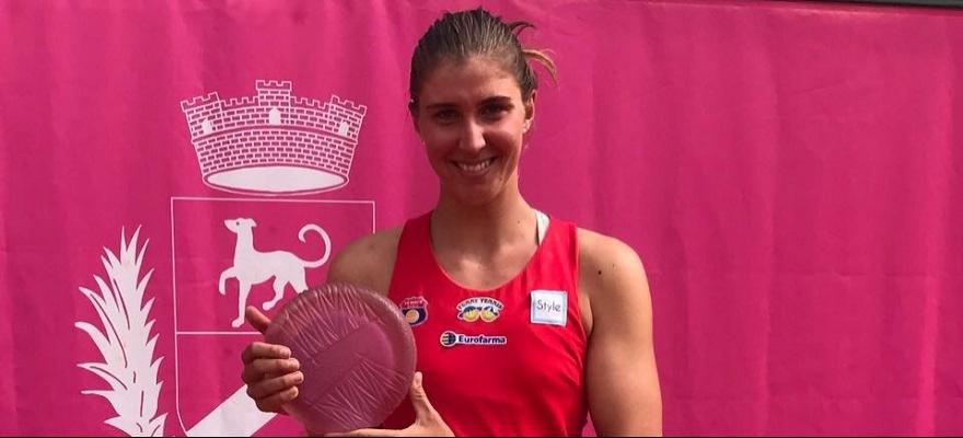 Bia Haddad Maia conquista título na França e entra para o top 100