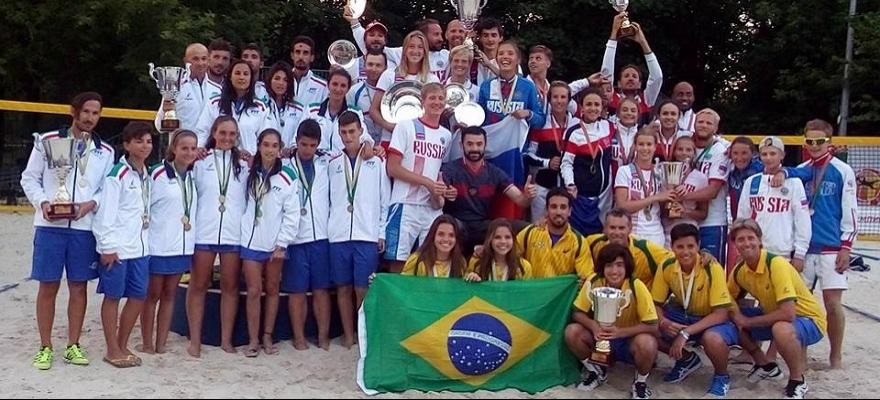 Equipe juvenil de Beach Tennis é convocada para o Mundial