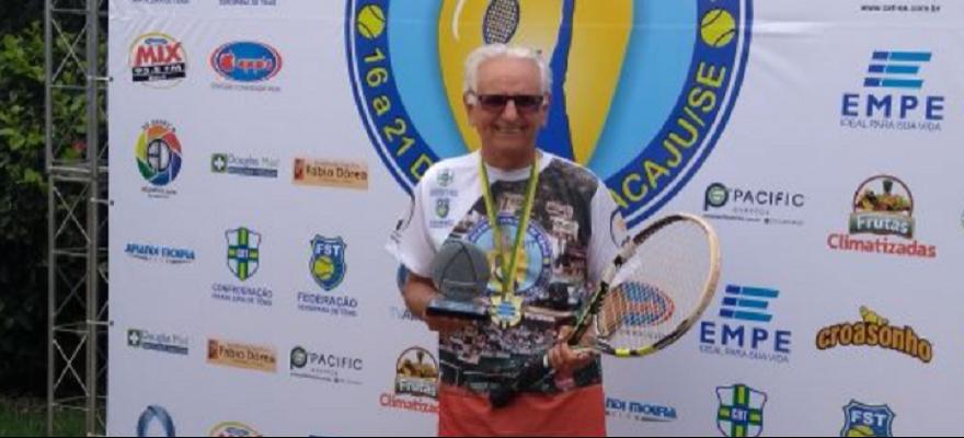 Definidos os campeões do Brasileirão de Seniors, em, Aracajú