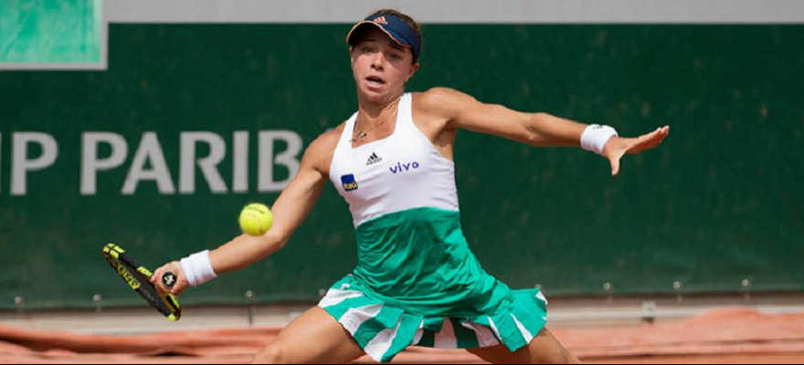 Thaisa Pedretti fatura o título de duplas do ITF G1 de Offenbach