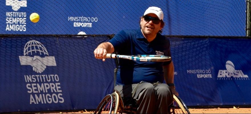 Definidas as semifinais do Circuito ITF para Cadeirantes
