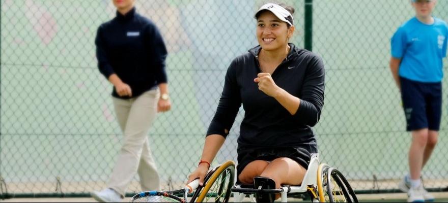 Natália Mayara é campeã no torneio de consolação nos Estados Unidos
