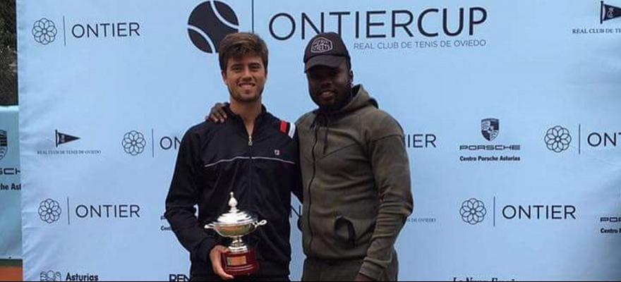 João Menezes é campeão do Future de Oviedo, na Espanha