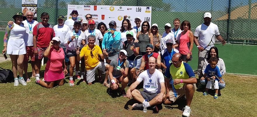 Seniors de Salvador conhece os campeões na Bahia