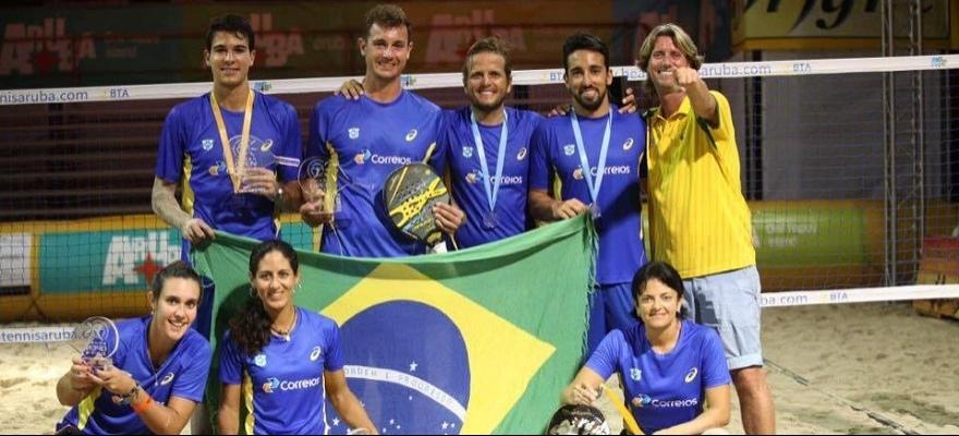 Time Correios Brasil é convocado para o Pan-americano de Aruba