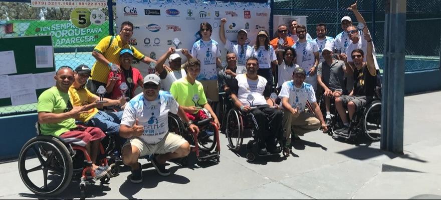 Del Mar Open de Tênis conhece os campeões em Aracaju