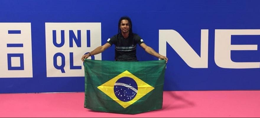 Ymanitu Silva se despede do Masters para cadeirantes