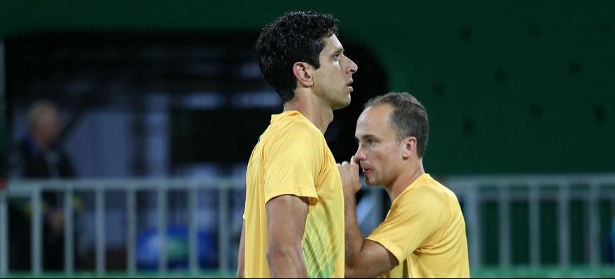 Brasil duela com a Rep. Dominicana na Davis em Santo Domingo