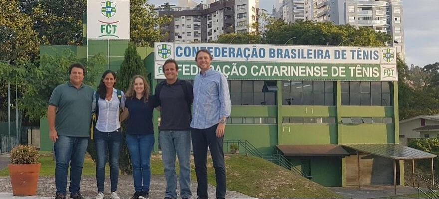 Departamento de Beach Tennis sob nova coordenação em 2018